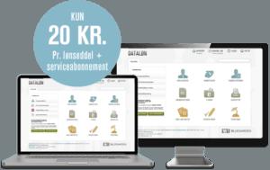 Dataløn med support hos Viborg Løn