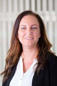 Kontorassistent Christina Davidsen