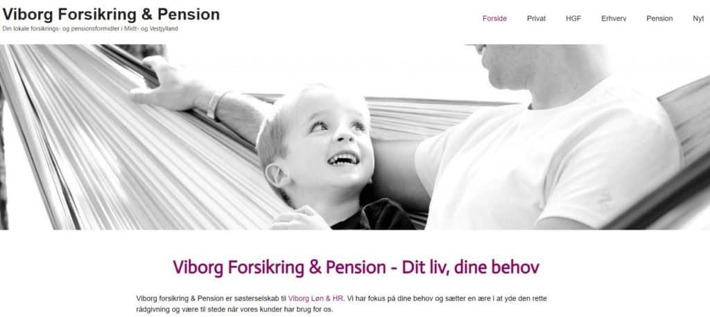 Viborg Forsikring & Pension