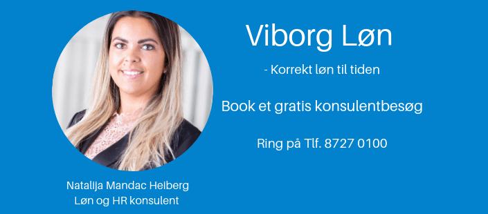 Løn med support hos Viborg Løn